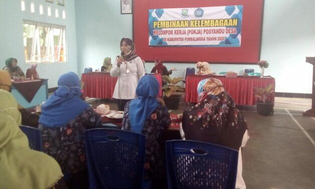 Pembinaan Kelembagaan Kelompok Kerja (Pokja) Posyandu Desa